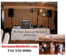 mark dj detroit toledo ann arbor wedding corporate dj system photo 8314